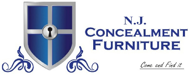 N.J. Concealment Furniture Logo