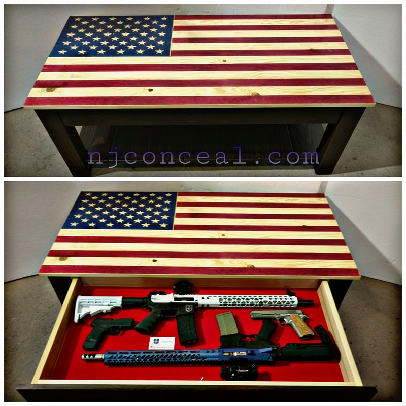 Custom Concealment Furniture in Hampton